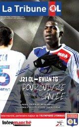 OL - ETG - Olympique Lyonnais