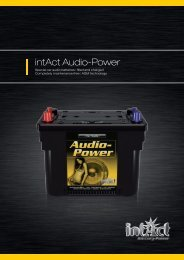 intAct Audio-Power