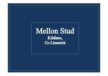 to view Mellon Stud Brochure