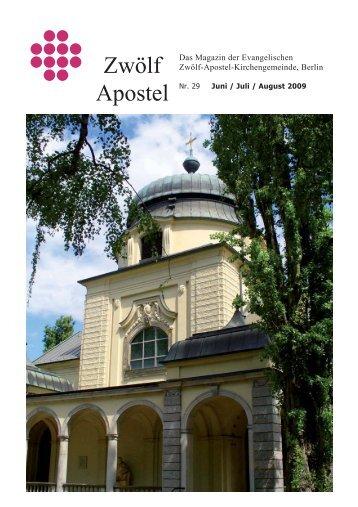 Zwölf-Apostel-Kirchengemeinde