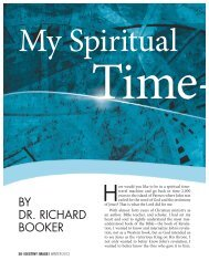 My Spiritual Time Travel Experience