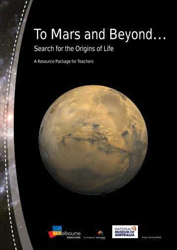 To Mars and Beyond - National Museum of Australia