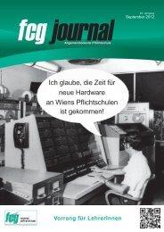 Ich glaube, die Zeit für neue Hardware an Wiens P.ichtschulen ist ...