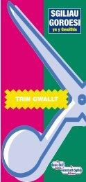 Sgiliau Goroesi yn y Gweithle: Trin Gwallt - Arsyllfa Dysgu a Sgiliau ...