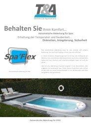 Indoor Spa, Outdoor Spa, Swim Spa… - Technics & Applications