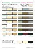 Rag Mat Specifier 2011 A4 Single Pages.indd - Megawood Larson ... - Page 3