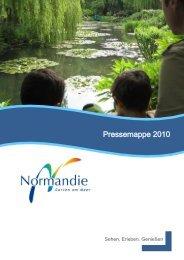 Pressemappe 2010 - Normandie