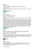 11 July 2010 15.00 – 17.30 Workshops Sprache: Deutsch Language ... - Page 2