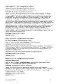 11 July 2010 15.00 – 17.30 Workshops Sprache: Deutsch Language ... - Page 7