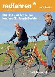 Radfahren an der nordsee - Nordseetourismus