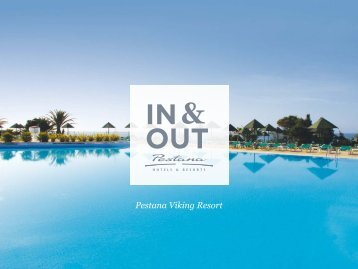 In & Out do Pestana Viking - Pestana Hotels & Resorts