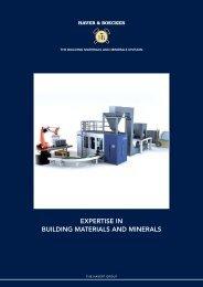 Brochure Building Materials - Maschinenfabrik