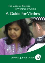 A Guide for Victims - nationalarchives.gov.uk