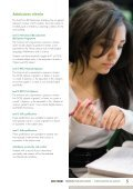 the sixth form @ westminster academy prospectus 2011-2012 - Page 5