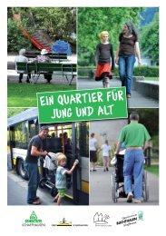 Flyer Jung und Alt. - QDZ