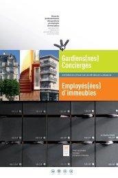 Gardiens(nes) Concierges Employés(ées) d'immeubles - Agefos PME