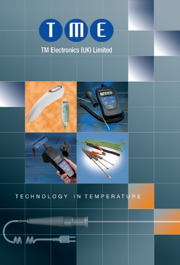TME Brochure 2012 - Catering Equipment Suppliers Association