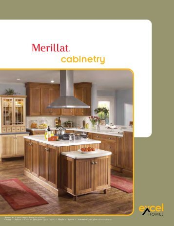 cabinetry - Excel Homes