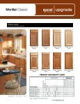 cabinetry - Excel Homes - Page 7
