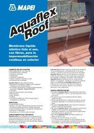 Aquaflex Roof Aquaflex Roof