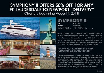 50 discount - Taylor'd Yacht Charters