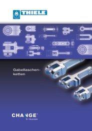 Gabellaschen- ketten - Thiele