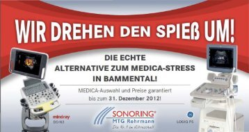 die echte alternative zum medica-stress in bammental! - Sonoring