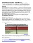 Environmental Coverage in the Mainstream News: - Project for ... - Page 6