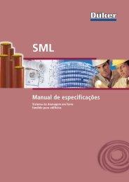 gama de produtos sml 01 - tubtec