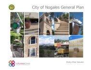 City of Nogales General Plan - Team-Logic