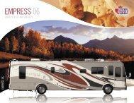 7815 Triple E Empress 2006.indd - Triple E Recreational Vehicles