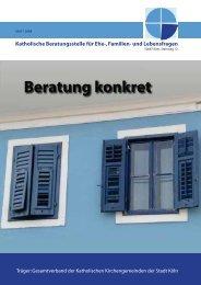 und Lebensfragen - Katholische Bundeskonferenz Ehe-, Familien ...