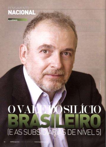 Vale do Silício brasileiro, O