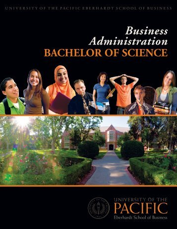 Business Administration - University of the Pacific