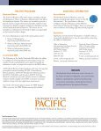 Business Administration - University of the Pacific - Page 4