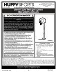 In-Ground Basketball System Owner's Manual - Cheap Pool Products - Page 4