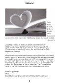 Epiphanias-Gemeindebrief Frühjahr 2008 - Lutherische ... - Page 2