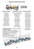 Epiphanias-Gemeindebrief Frühjahr 2008 - Lutherische ... - Page 6