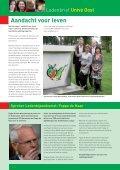 Aandacht voor leven Spreker Ledenbijeenkomst - Univé Oost - Page 2