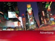 Advertising - iMAG