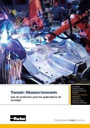 Transair : Réseaux innovants