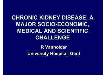 chronic kidney disease - European Uremic Toxin