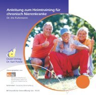 Anleitung zum Heimtraining für chronisch ... - hyperpara.de
