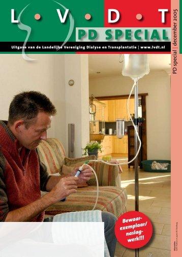 L • V • D • T - Landelijke Vereniging Dialyse en Transplantatie
