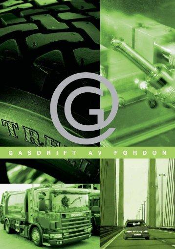 Gasdrift av fordon - SGC