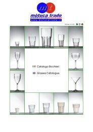 bicchieri policarbonato - Motuca Trade