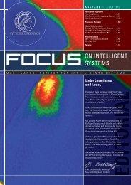 pdf Focus on Intelligent Systems - Max Planck Institut für Intelligente ...
