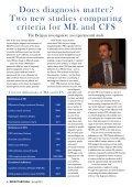 Download a pdf version - ME Research UK - Page 4