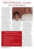 Download a pdf version - ME Research UK - Page 6
