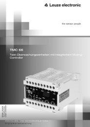 TMC 66 - Leuze electronic